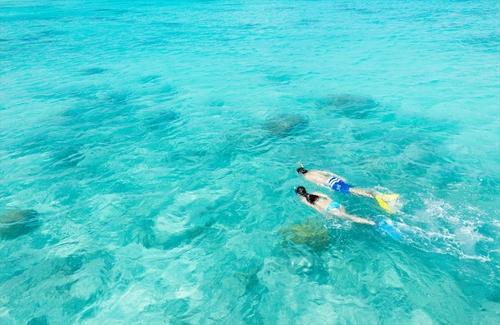 太平洋の真珠! ボラボラ島8日間
