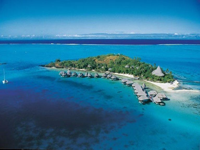 ★恋する3島周遊★モーレア島+ボラボラ島+タヒチ島8日間