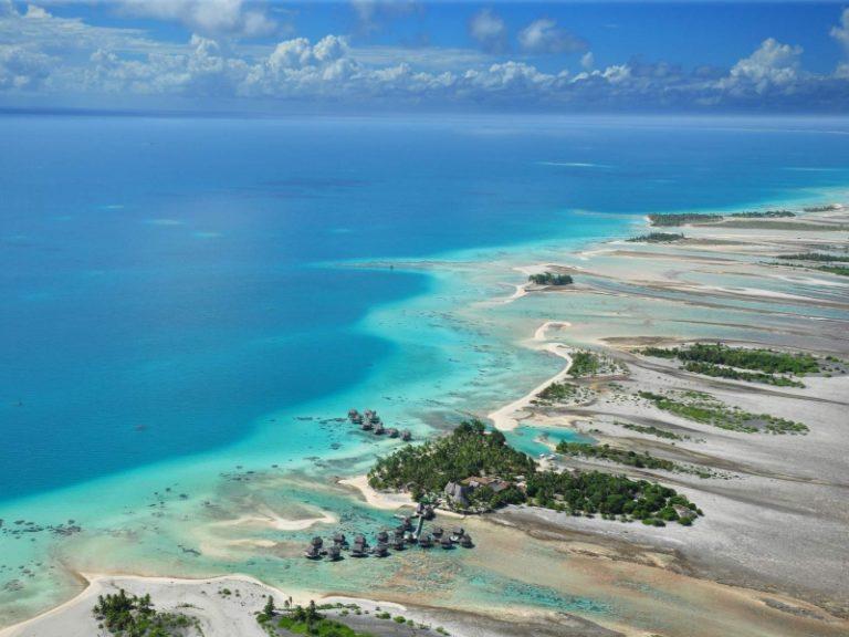 ランギロア島+ティケハウ島+タヒチ島11日間