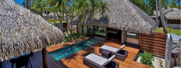 大人の隠れ家!ランギロア島+タヒチ島8日間