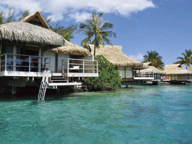 インターコンチネンタルに滞在! モーレア島3泊+タヒチ島1泊6日間
