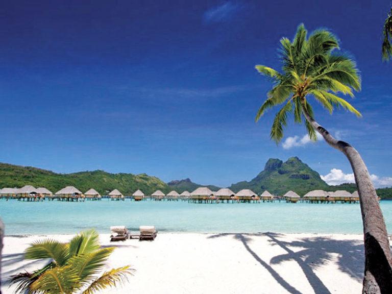 水上バンガロー滞在! ボラボラ島3泊+タヒチ島3泊8日間