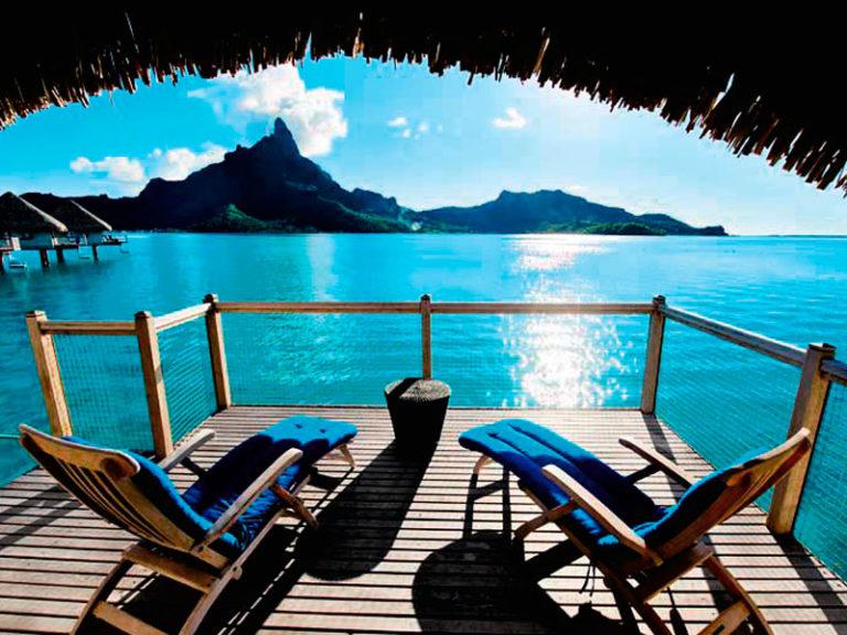ルメリディアンに滞在! ボラボラ島3泊+タヒチ島3泊8日間