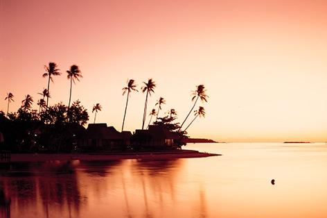 【早特特典あり】マナバビーチリゾート&スパ  モーレア3泊