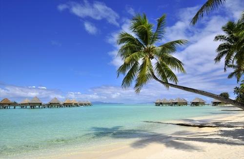 【早期予約で1万円引き&リゾートクレジットプレゼント!】 ボラボラ島+タヒチ島8日間