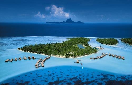 【早期予約特典付き】 憧れのリゾートタハア島+タヒチ島6日間