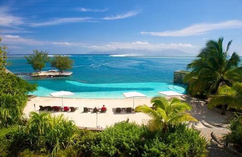 【モーレア島】マナバビーチリゾート モーレア6日間