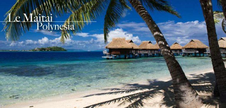 ★ダイビング(4ダイブ付) ★ ボラボラ島+タヒチ島6日間