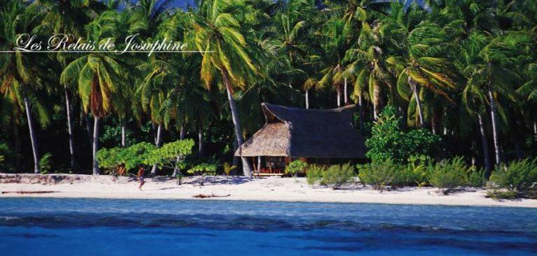 ★ダイビング(4ダイブ付) ★  ランギロア島+タヒチ島6日間