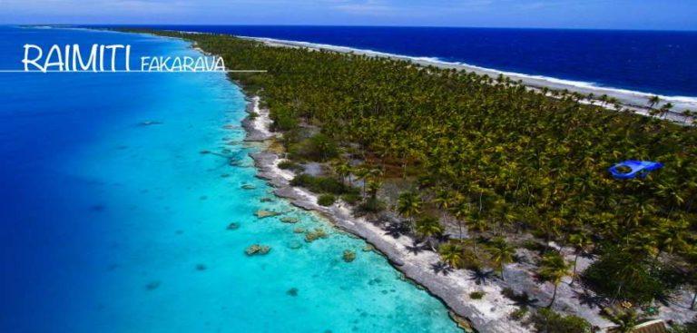 ★ダイビング(6ダイブ付)★ ファカラバ島+タヒチ島8日間