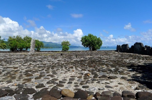 世界文化遺産ライアテア島観光付ツアー