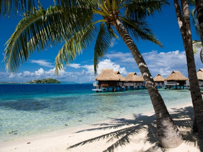 ◆早期予約で最大3万円割◆ボラボラ島+タヒチ島6日間 マイタイポリネシア