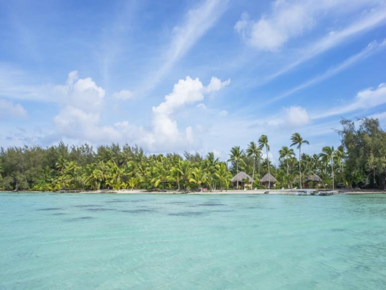 ◇格安で泊るタヒチの旅◇ボラボラ島+タヒチ島6日間