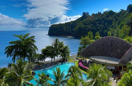 憧れの楽園に行こう!タヒチ 島6日間 パールビーチ・リゾート