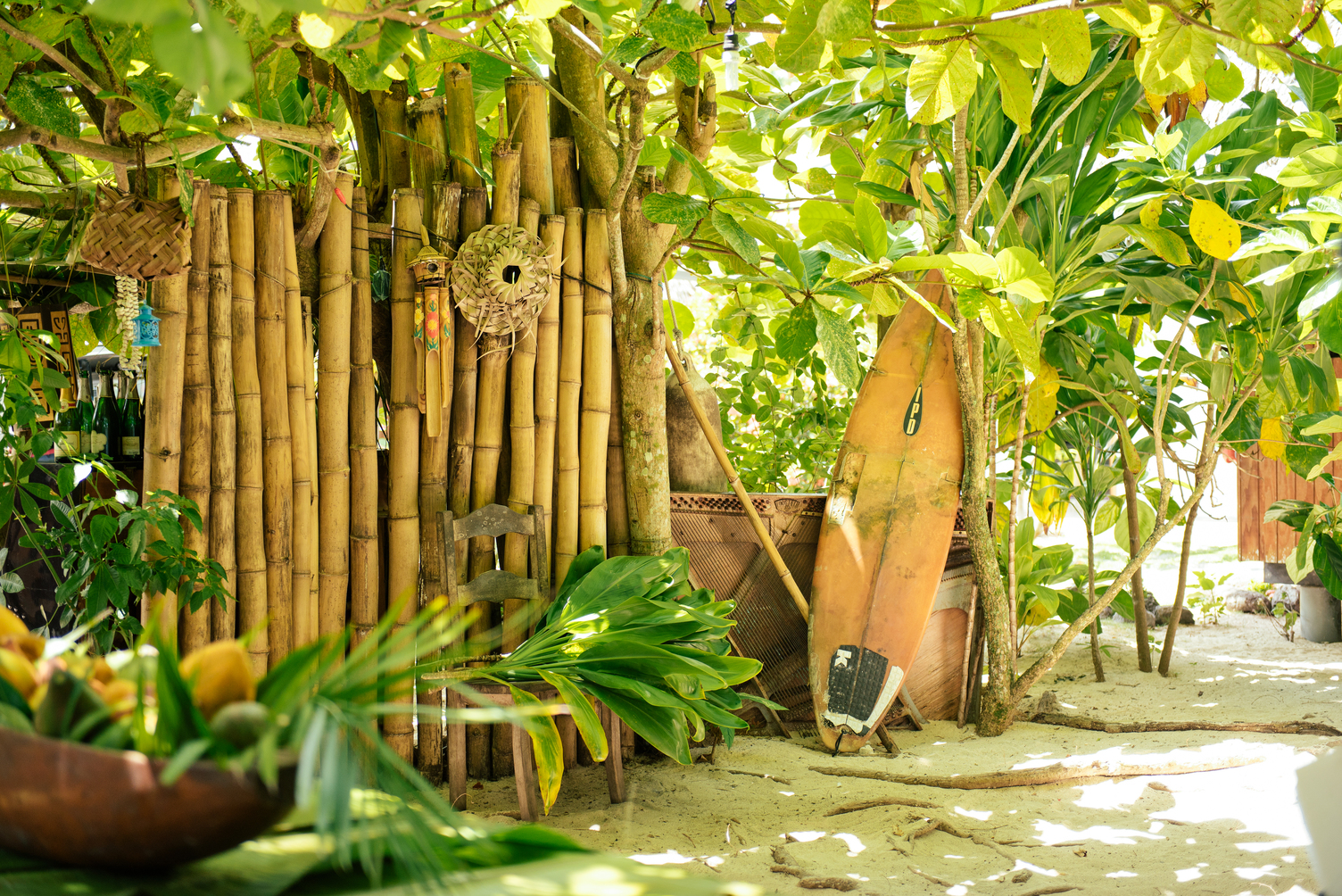 The first surfing references were found in Polynesia.